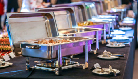 catering business equipment