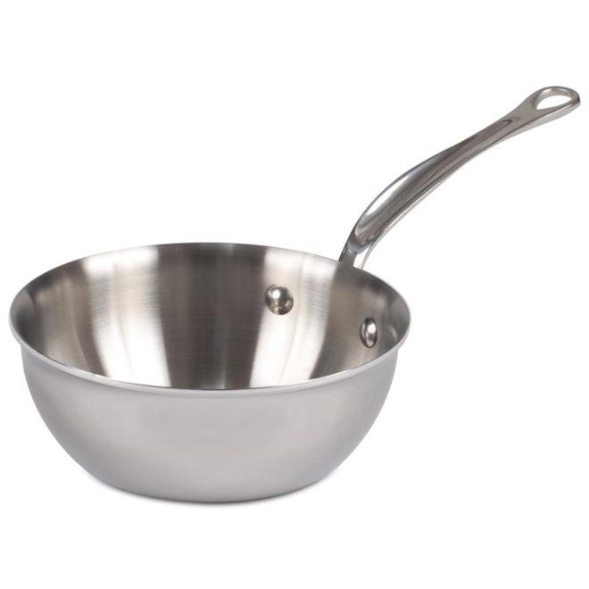 Curved Sauce Pan