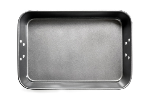 commercial stainless steel roasting pan